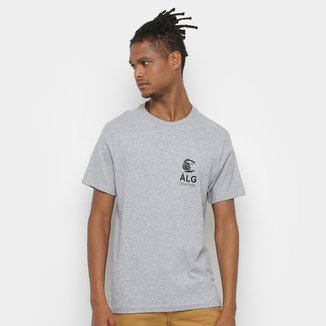 Camiseta Op+Alg Waves Masculina