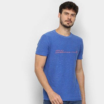 Camiseta Osklen Skateboarding Masculina - Masculino