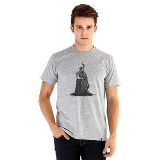 Camiseta Ouroboros manga curta Manto