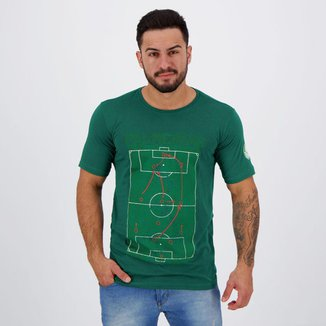 Camiseta Palmeiras Avanti Palestra Estampada