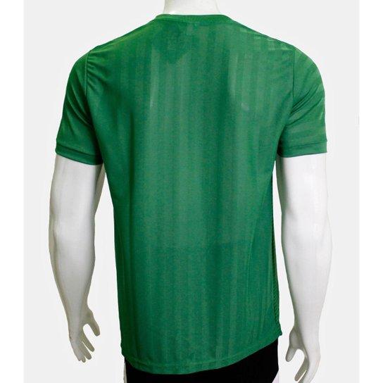 Camiseta Palmeiras SPR Jacquard Masculino - Verde