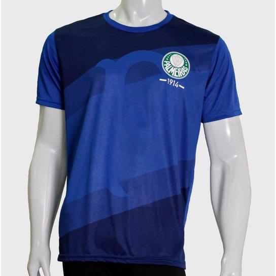 Camiseta Palmeiras SPR Masculino - Azul Royal