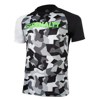 Camiseta Penalty Camufla Masculina