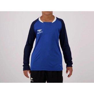 Camiseta Penalty Delta Goleiro Manga Longa Juvenil