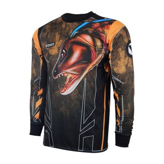 Camiseta Pesca Quisty Traíra Força Bruta 2019 Proteção UV Dryfit