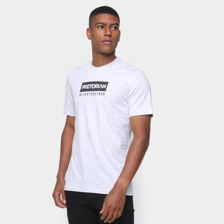 Camiseta Petrorian Masculina Estampa Frontal Leve Dia a Dia