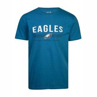 Camiseta Philadelphia Eagles Sp Stripes  New Era