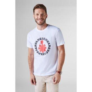 Camiseta Pica-Pau Asterisco Reserva Masculina