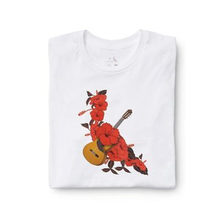 Camiseta Pipa Pau Surf Music Reserva
