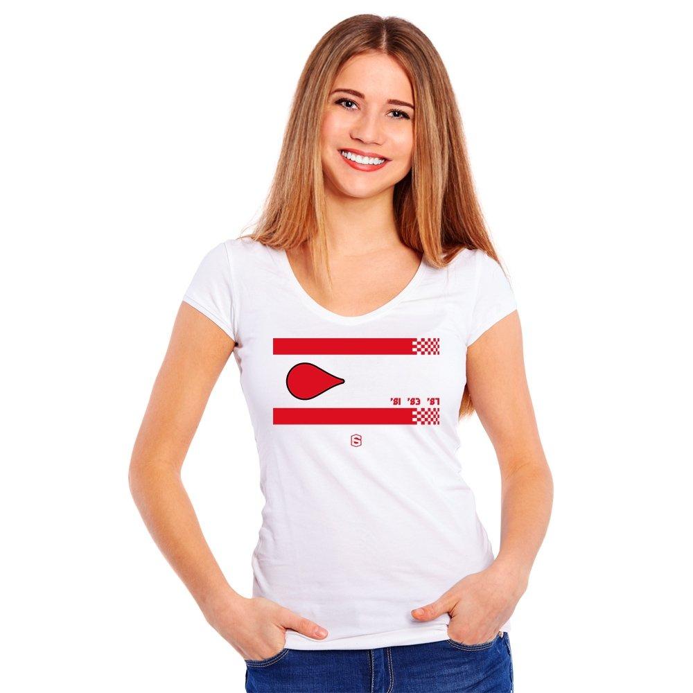 Piquet Camiseta Camiseta Tri Piquet Tri Branco Branco wfPWzI