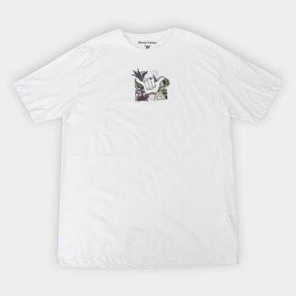 Camiseta Plus Size Hang Loose Silk Eco Masculina