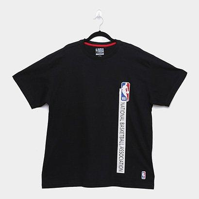 Camiseta Plus Size NBA Flush Masculina