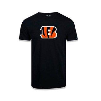 Camiseta Plus Size NFL Cincinnati Bengals - New E