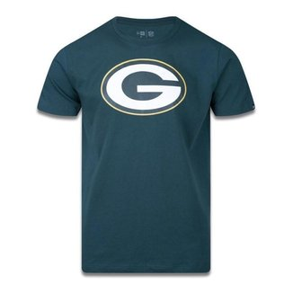 Camiseta Plus Size NFL Green Bay Packers - New Era