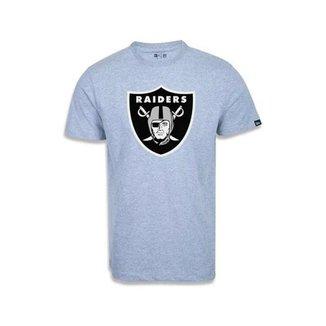 Camiseta Plus Size NFL Las Vegas Raiders - New Era
