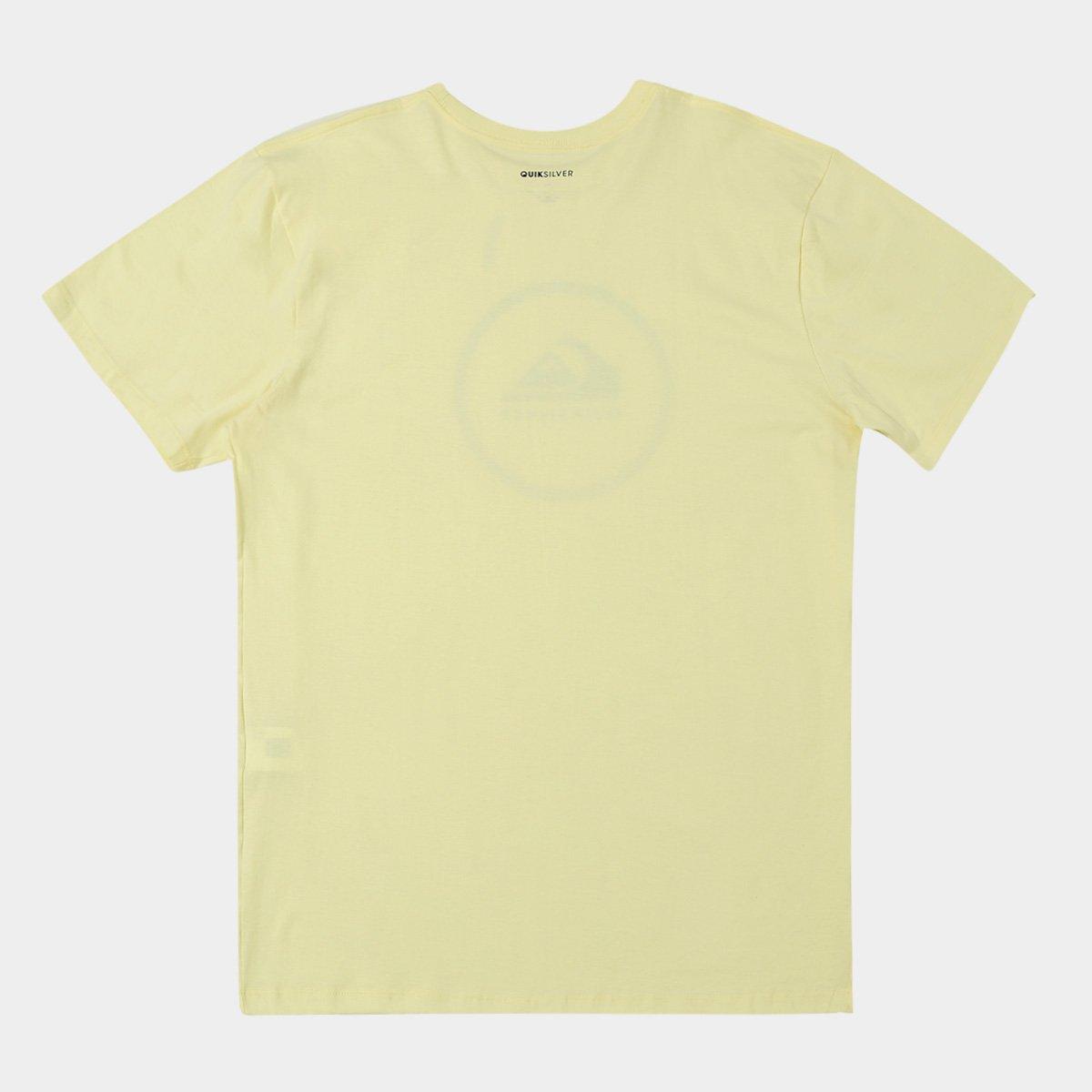 Camiseta Plus Size Quiksilver Active Logo Masculina - Compre Agora ... 8407697444