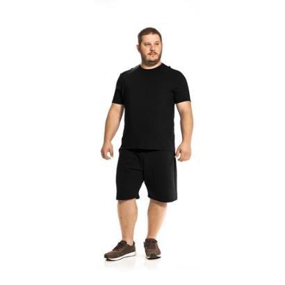 Camiseta Plus Size Rovitex Premium Masculina