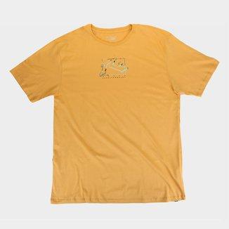 Camiseta Plus Size Rusty Dot Masculina