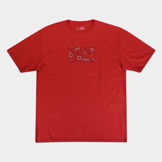 Camiseta Plus Size Rusty Scratch Masculina