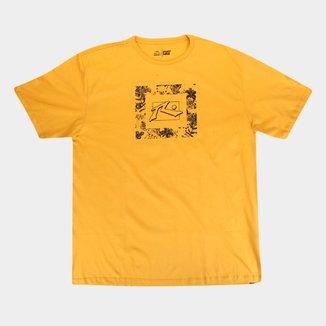 Camiseta Plus Size Rusty Spray Bloom Masculina