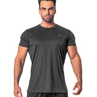 Camiseta Poker Basic Masculina - Petróleo - P