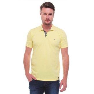 Camiseta Polo básica Liso Misto Remo Fenut