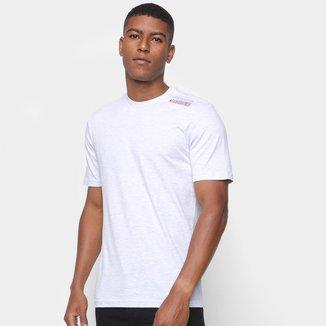 Camiseta Pretorian Masculina Estampa Ombro Gola Careca Leve
