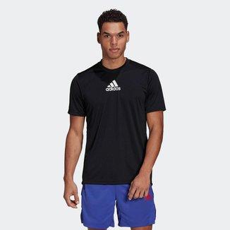 Camiseta Primeblue Designed To Move Sport 3-Stripes Adidas