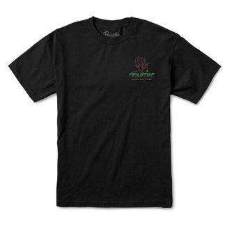 Camiseta Primitive Ssr Goku Black Tee Preto
