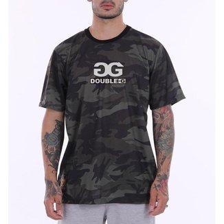 Camiseta Print Double-G Big Logo
