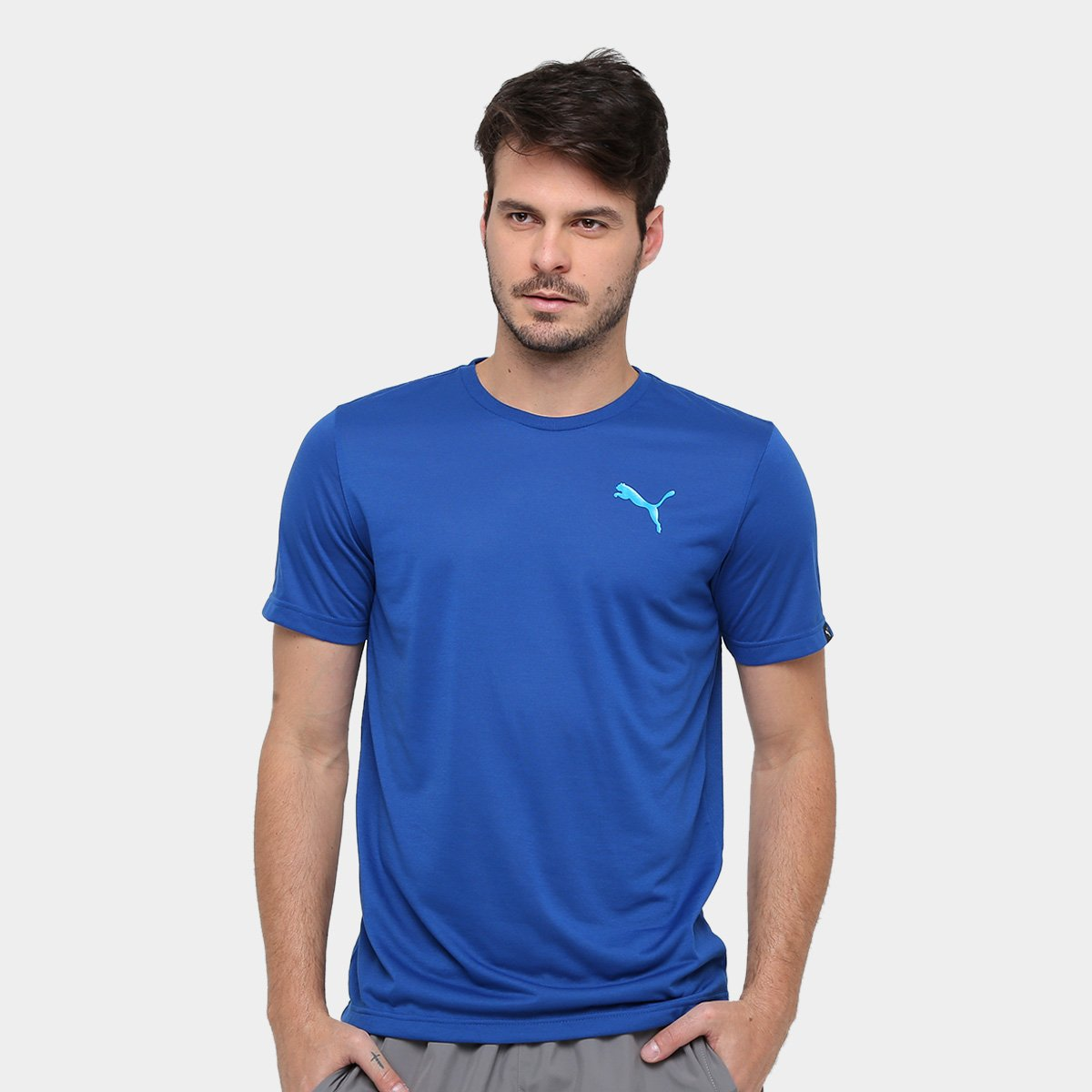 a75c9364b3 Camiseta Puma Active Masculina - Compre Agora