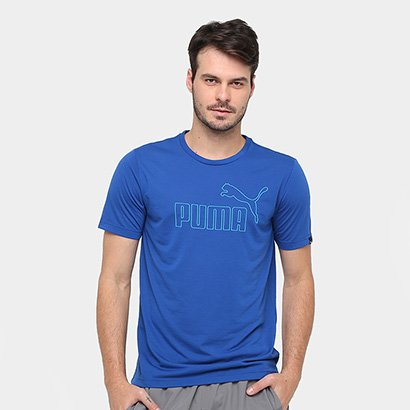 Camiseta Puma Active No.1 Masculina
