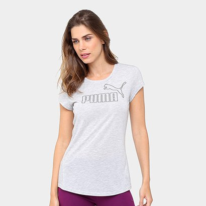 Camiseta Puma Active Top 1 Feminina