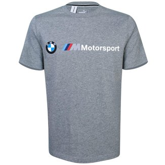 Camiseta Puma BMW MMS LG Tee Masculina