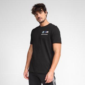 Camiseta Puma BMW MMS Small Logo Masculina