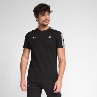Camiseta Puma BMW MMS T7 Masculina