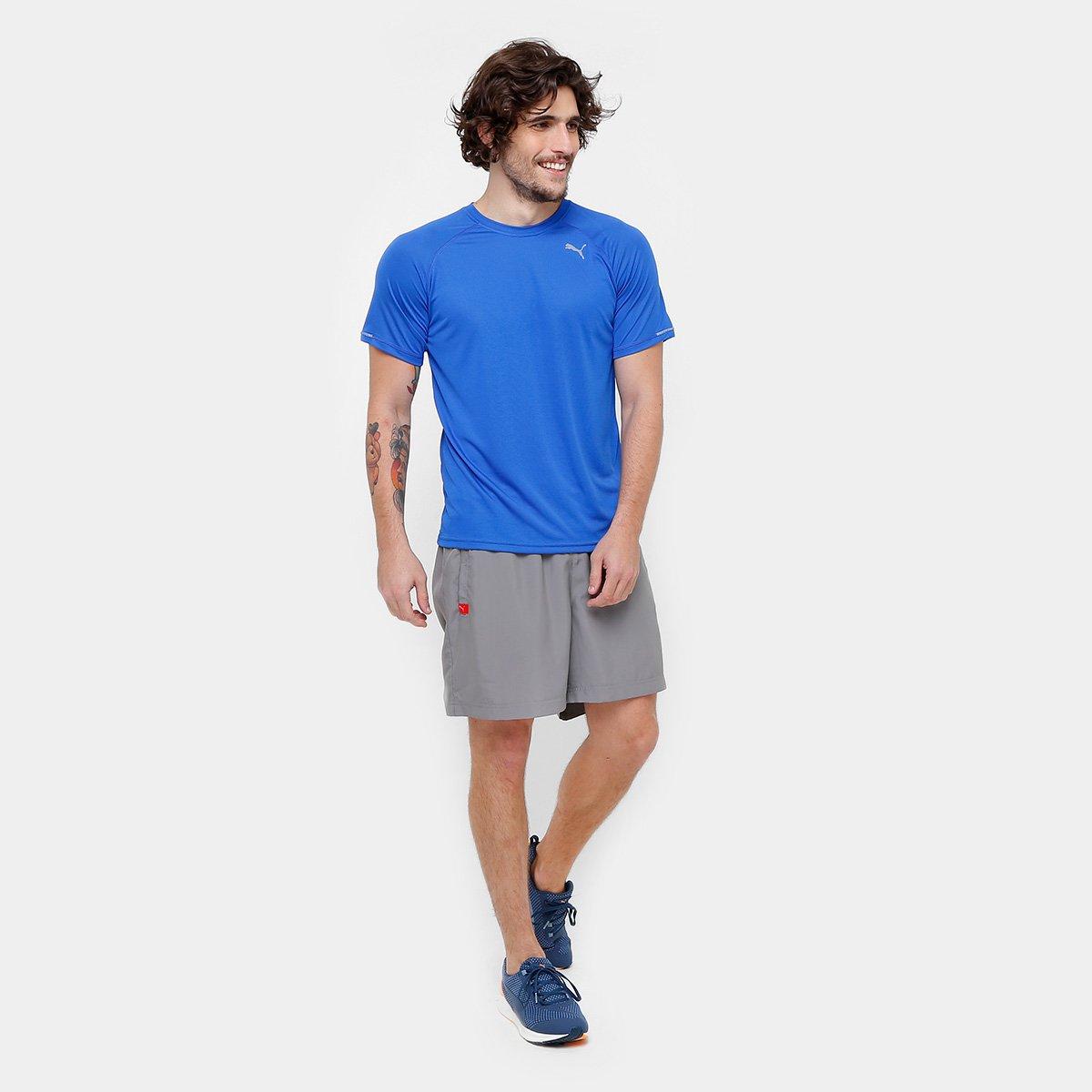 d1583f57e7 Camiseta Puma Core-Run Masculina - Compre Agora