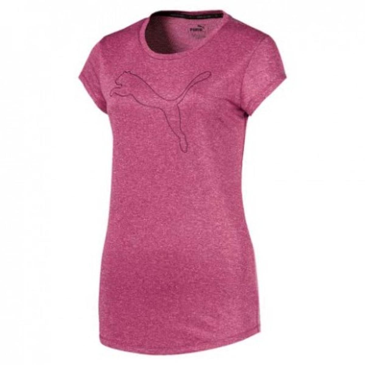 475c7602f2e Camiseta Puma Elevated Ess Cat F Feminino - Compre Agora