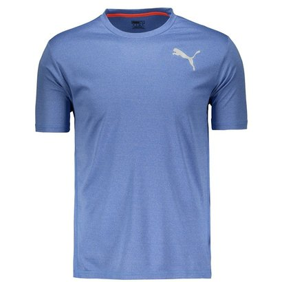 Camiseta Puma Essential Puretech Heather