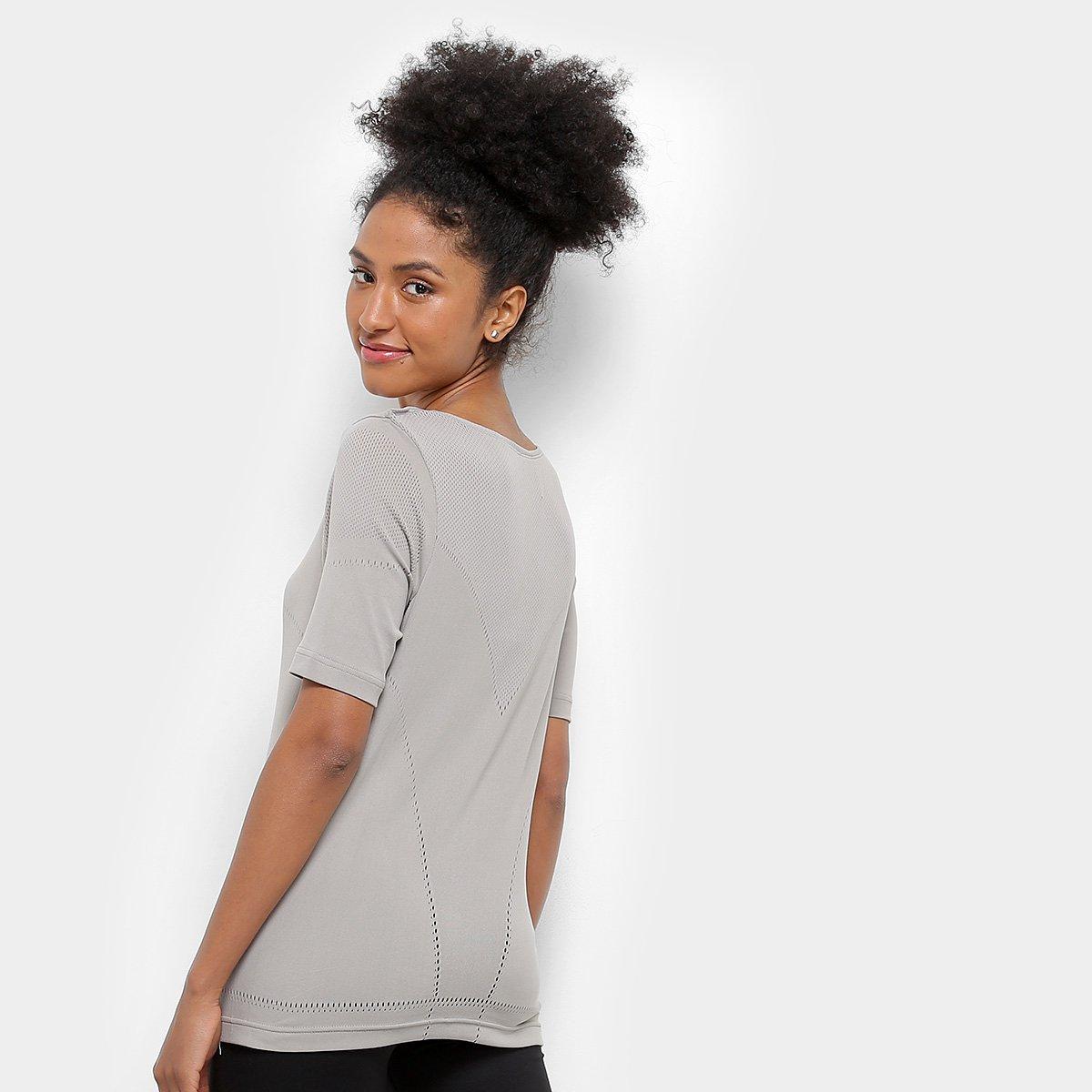 Seamless Areia Camiseta Camiseta Puma Evoknit Evoknit Puma Feminina nE0X60q