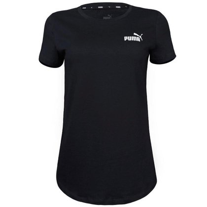 Camiseta Puma Feminina Ess Small Logo