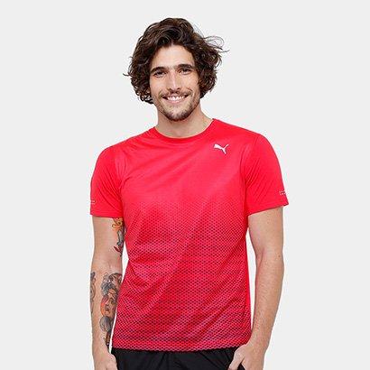Camiseta Puma Graphic Masculina