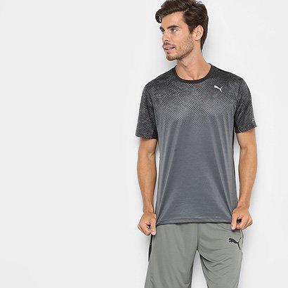 Camiseta Puma Graphic S/S Masculino