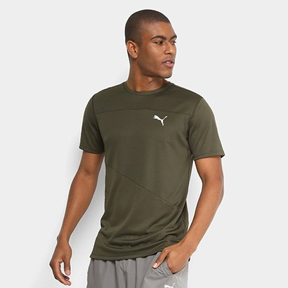 Camiseta Puma Ignite S/S Mono Masculina