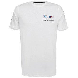 Camiseta Puma Masculina BMW MMS ESS Small Logo Tee
