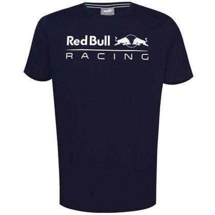 Camiseta Puma Masculina RBR Logo Tee