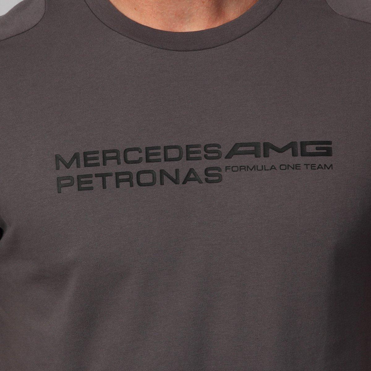 Camiseta Puma Mercedes AMG Petronas Logo - Compre Agora  ddd8af7b88134