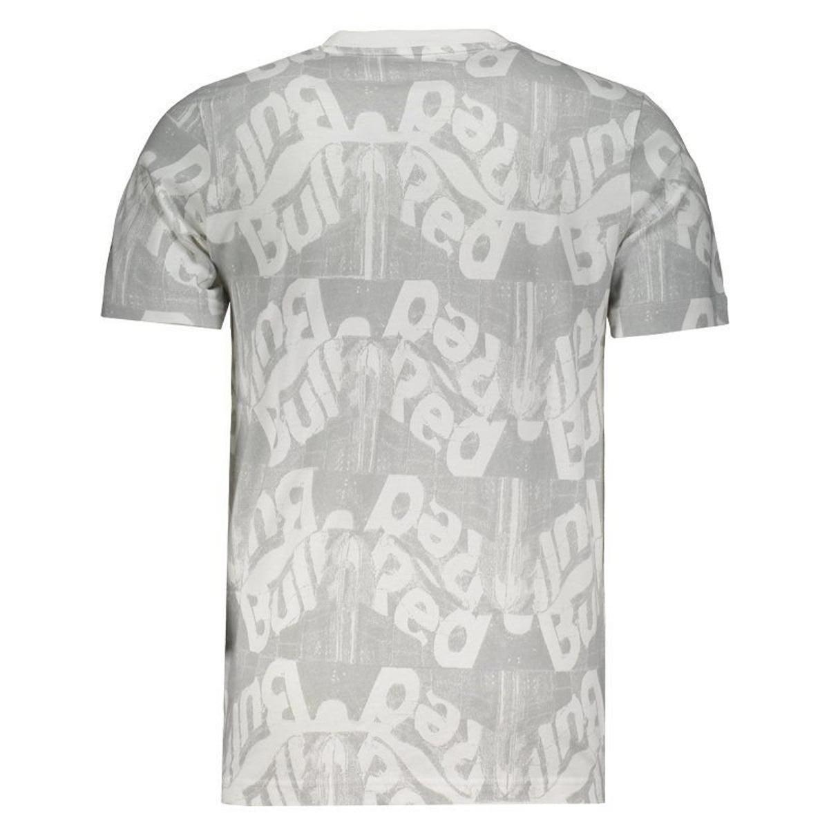 5aaba28df78c6 Camiseta Puma Red Bull Racing AOP Masculina - Branco - Compre Agora ...