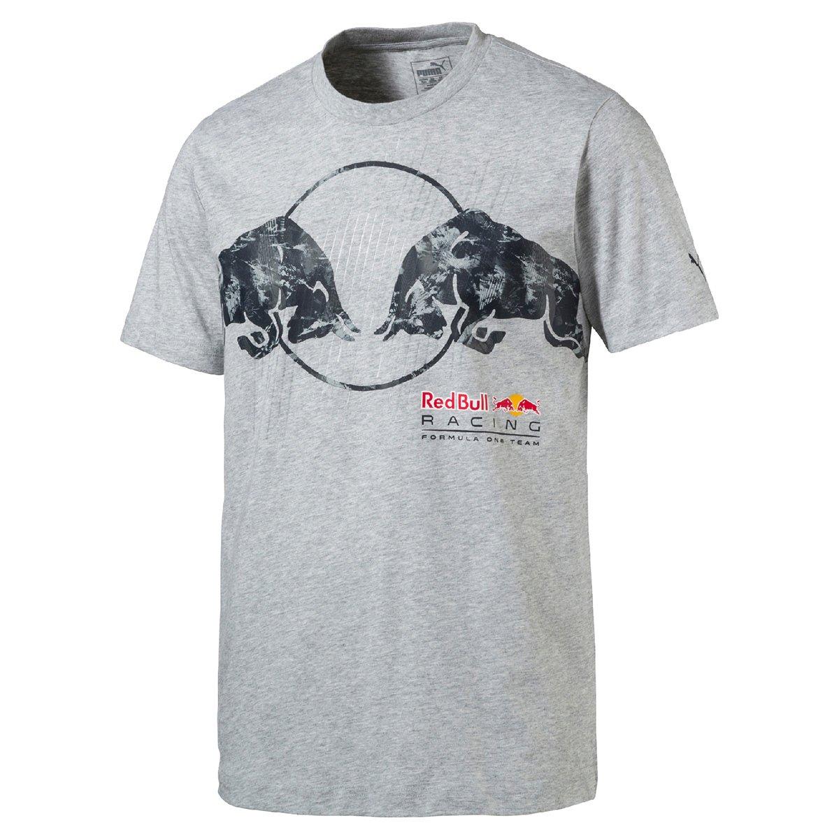 Camiseta Puma Red Bull Racing Graphic - Compre Agora  cc557ef9c8c