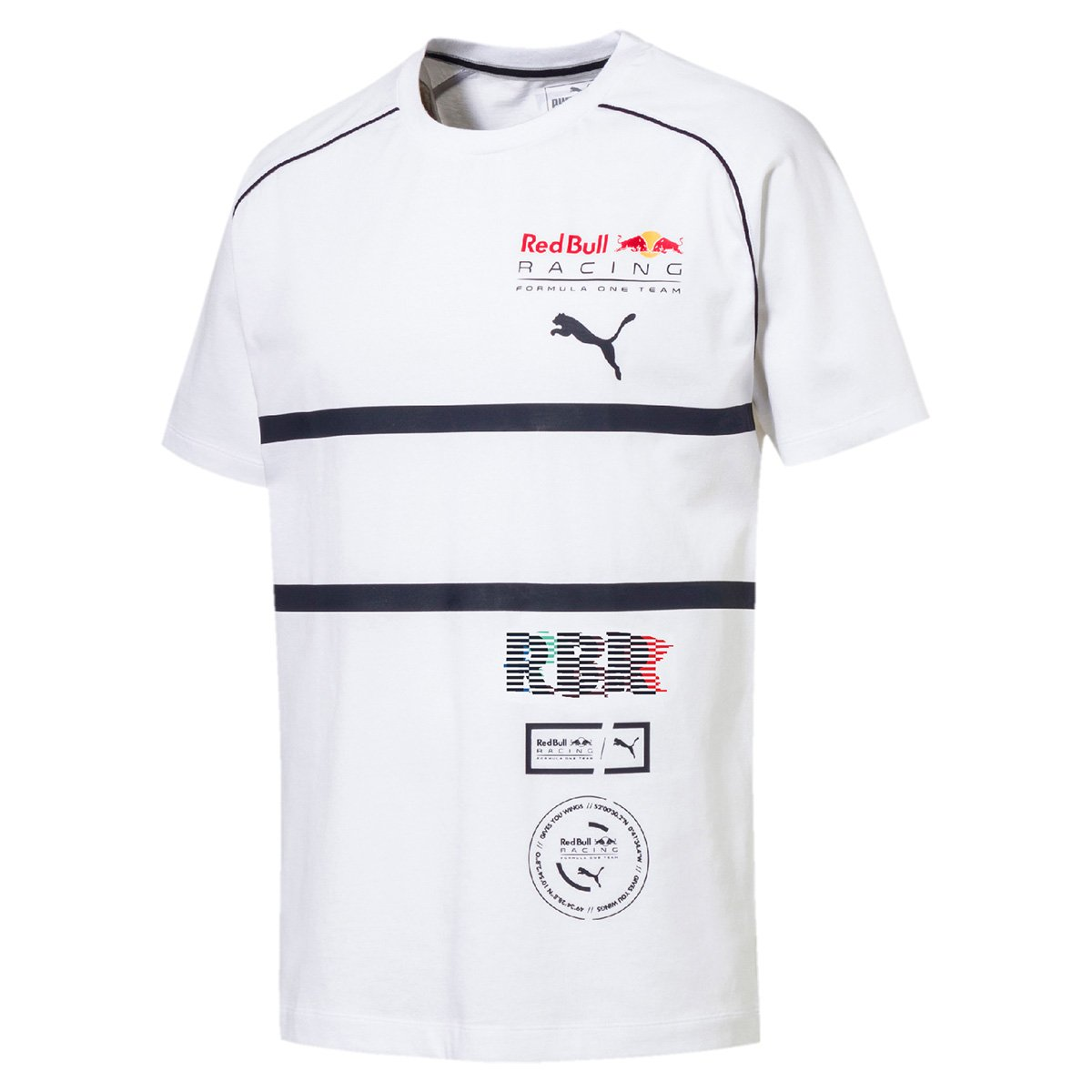 4e34dbdc80ed9 Camiseta Puma Red Bull Racing Speedcat Evo Tee Masculina - Branco - Compre  Agora